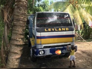 Jamaica Badess Leyland Freighter Flatbed
