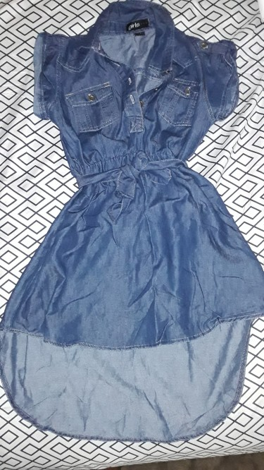 Used Toddler Girl Clothes Size 7/8