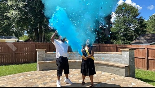 Gender Reveal Baby Shower & Photo Shoot Canons