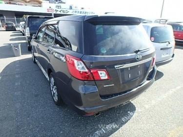 2010 Subaru Exiga