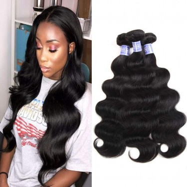Sayas Hair 10A Grade Brazilian Body Wave