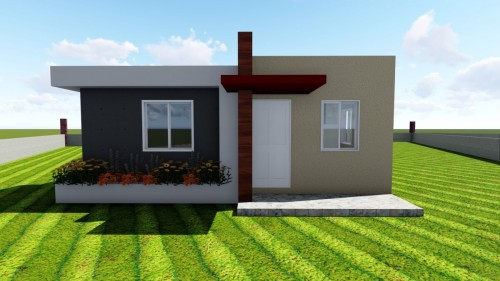 1 Bedroom House For Construction Sale Houses All Island