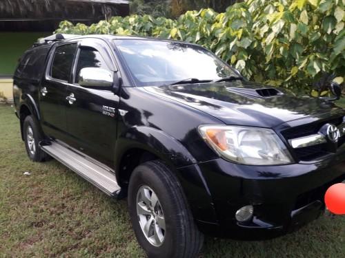 2006 Toyota Hilux 2.3mil