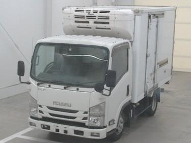 Isuzu Freezer Trucks  2015