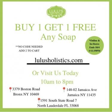 Lulu Holistic Care Products