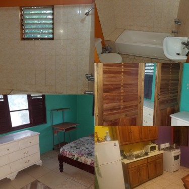 1 Bedroom Own Bathroom Shared Kitchen