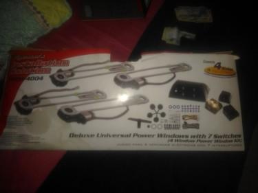 Power Window Converter Kit