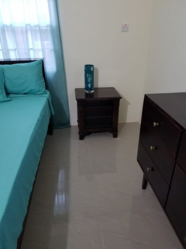 3 Bedrooms 3 Bathrooms Fully Furnished  With AC Fa