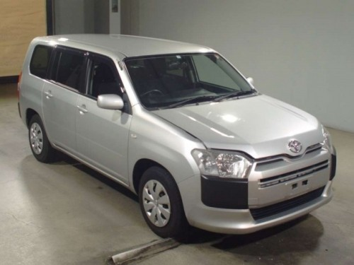 Newly Imported 2015 Toyota Succeed