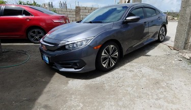 2016 HONDA CIVIC /TRADE