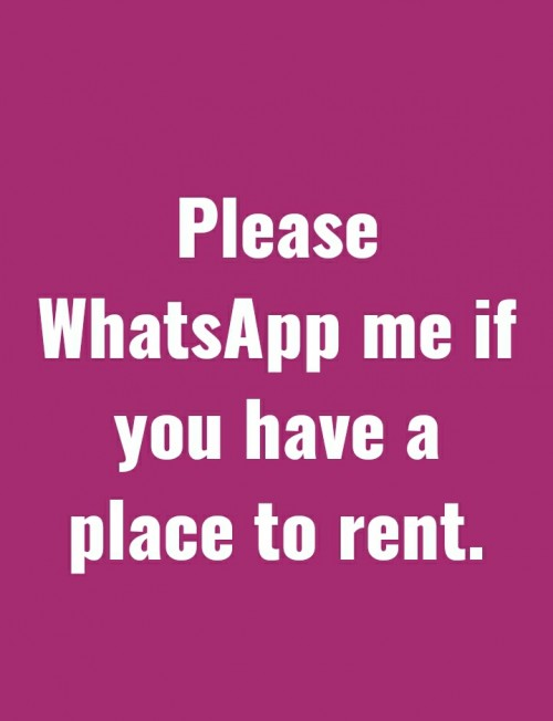 Seeking 2 Bedroom House For Rent
