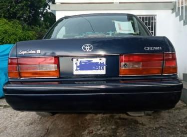 1999 Toyota Crown