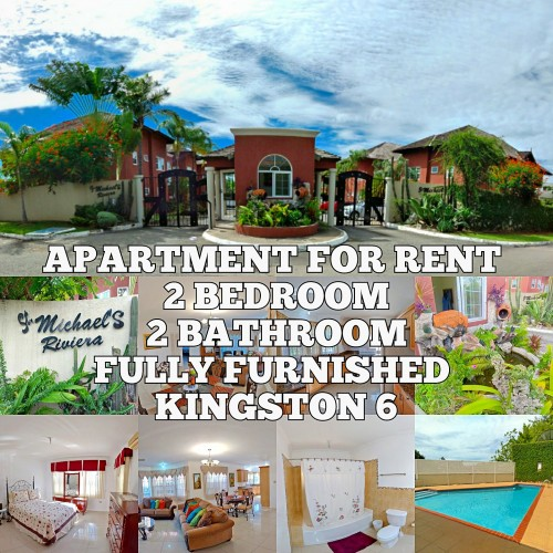 APARTMENT FOR RENT KINGSTON 6