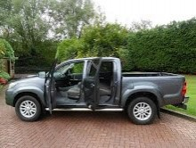 2012 Toyota Hilux Double Cab For Sale