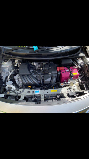 2016 Nissan Latio