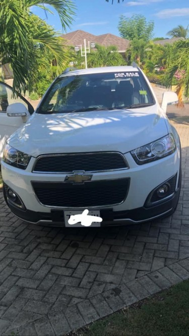 NEWLY IMPORTED CHEVROLET CAPTIVA C140 2.4D FWD 6AT