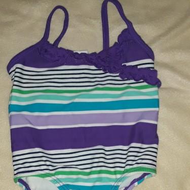 Pre Own Girls Swimwear 6 Months To 4 Yr