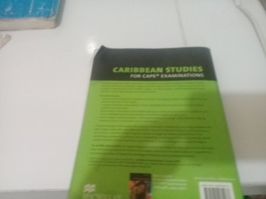 SELLING  CARIBBEAN STUDIES FOR CAPE CALL 4470948