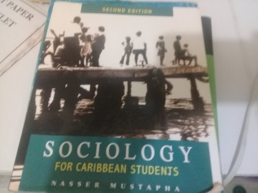SELLING A USED SOCIOlOGY BOOK FOR CAPE