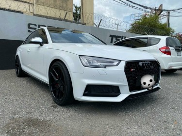 2018 Audi S4 Cars Kingston