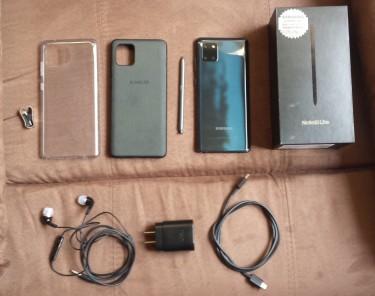 Samsung Galaxy Note10 Lite N770F Dual-SIM Like New