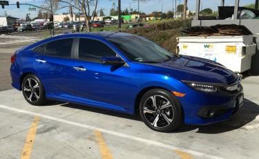 2016 Honda Civic Fully Loaded (US Imported)