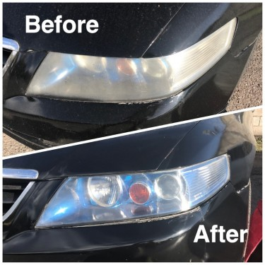 Dwayne's Headlight Restorations