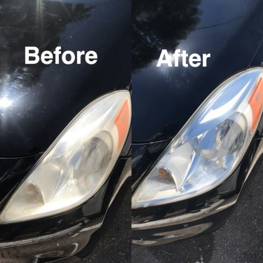 Dwayne's Headlight Restorations Removal Services Viniard Town Kingston