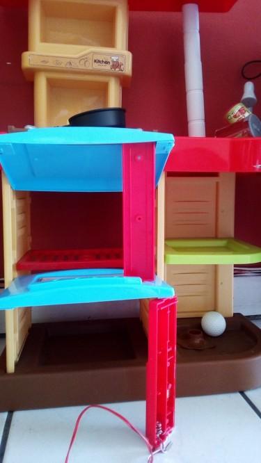 Kitchen Set Toys With Veggies