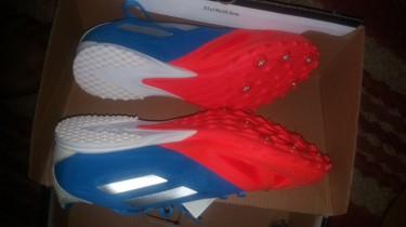 Spikes Size 8.5