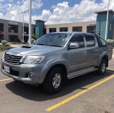 2013 Toyota Hilux (Turbo) Vans & SUVs Montego Bay