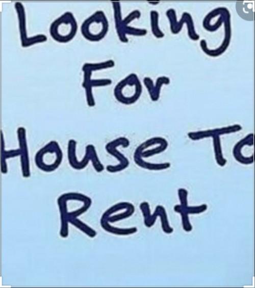 Seeking 1 Or 2 Bedroom House