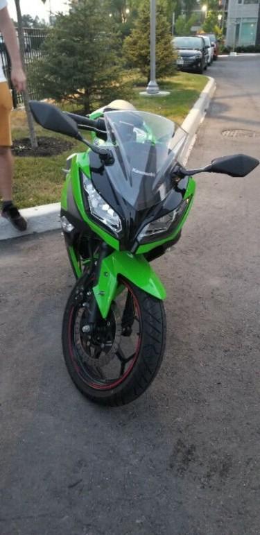 2014 Kawasaki Ninja 300 KRT Edition