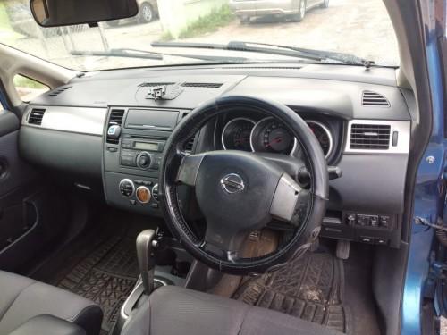 *2007 Nissan Tiida Hatchback $595k Negotiable!*<br /> *
