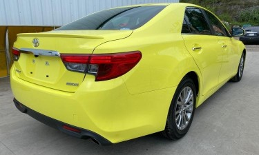 2015 Toyota Mark X (Imported)