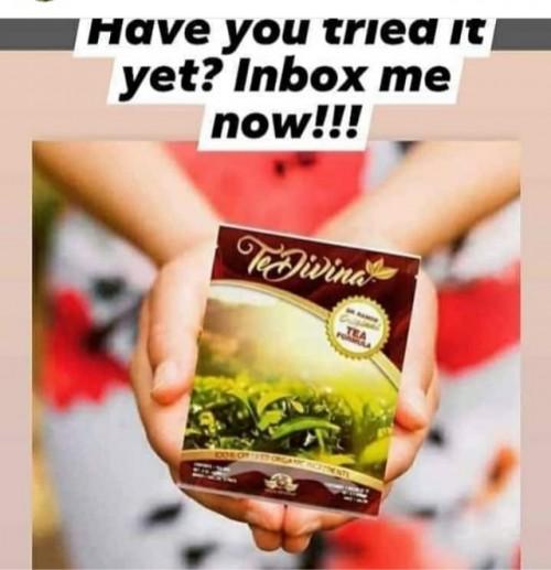 TeDivina Tea(for Weight Loss,menstrual Cramps Etc)