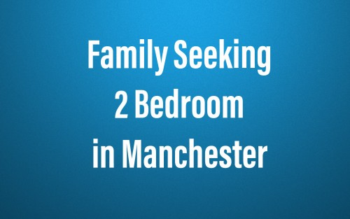 Family Seeking 2-3 Bedroomd For Rent