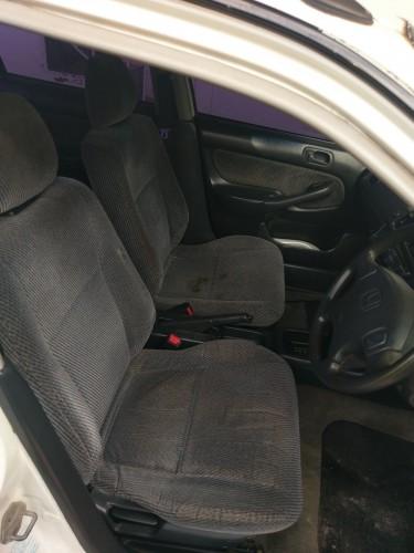 1997 Honda Motor Car