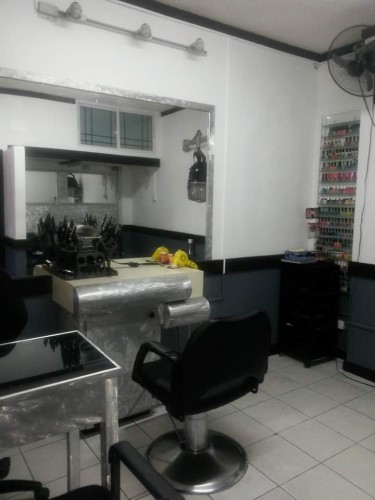 Hair, Barber N Nails Station For Rent