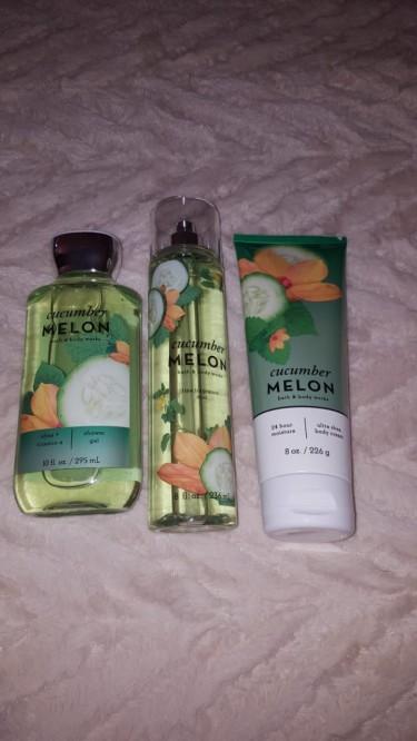 Bath N Body Works (lotion, Spray N Gel)