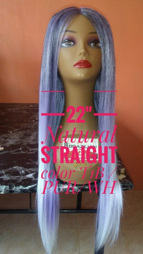 Laced Closure Wigs
