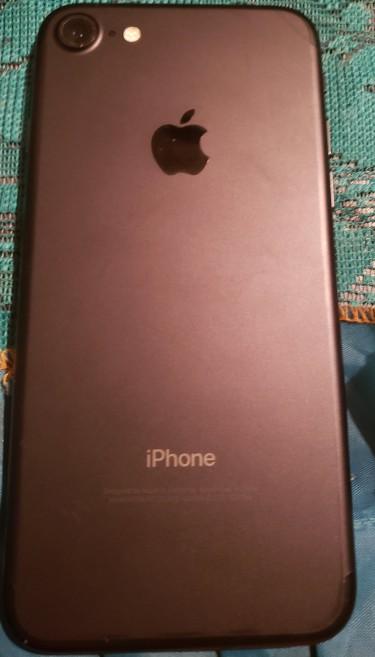 Iphone 7 32gb Matte Black New Condition