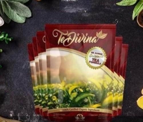 TeDivina Tea( Loss Weight,solve PCOS, Dextoxing)