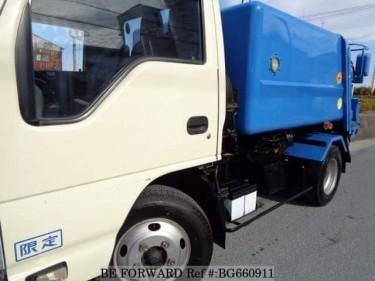 2010 Isuzu Elf Garbage Truck