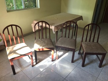 Dining Room Chairs (All For)