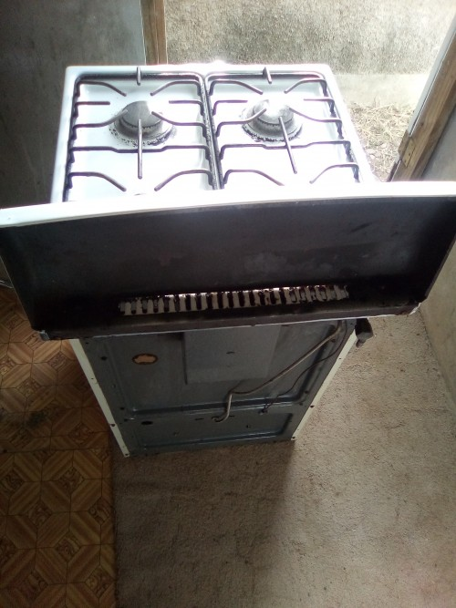 Small Second Hand 4burner Stove
