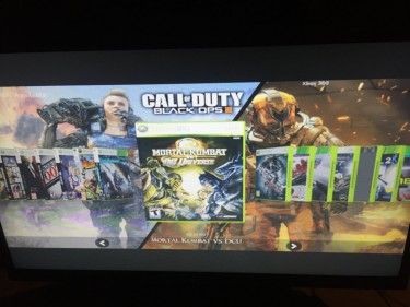Xbox 360 With 70games