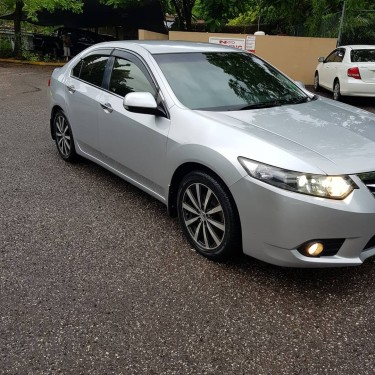 Honda Accord 2012 (RHD)