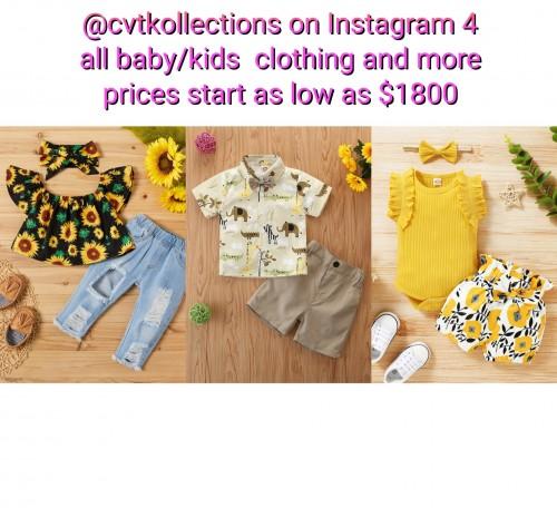 Baby/kids Clothing