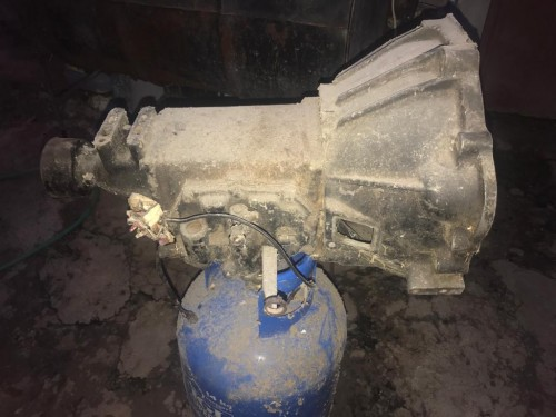 4 Speed Townace Litace Gear Box